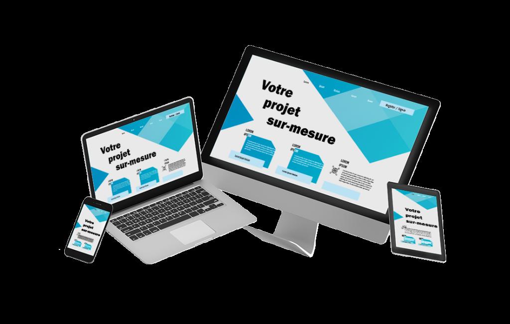création de site internet responsive | Netme, vous propulser sur internet
